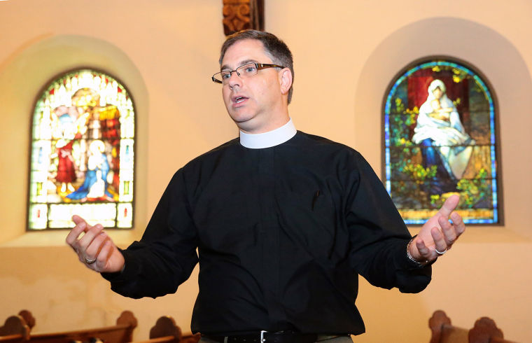 An Anniston Star Article About Our New Priest