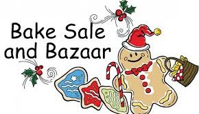 ECW Christmas Bazaar & Bake Sale